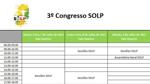 3_congresso _solp _sessoes
